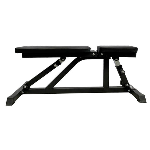 Image of Light Duty Adjustable Incline Flat Gym Weights Bench