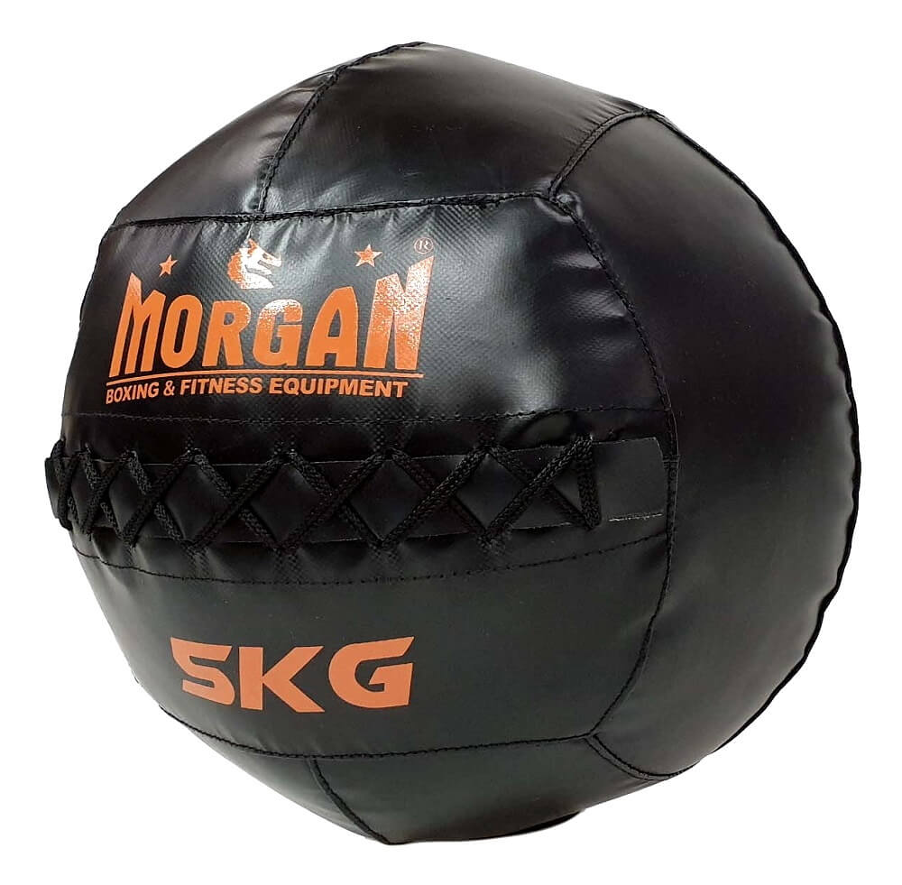CROSS TRAINING FUNCTIONAL FITNESS MEDICINE WALL BALL - 5KG
