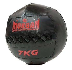 MORGAN CROSS TRAINING FUNCTIONAL FITNESS MEDICINE WALL BALL - 7KG