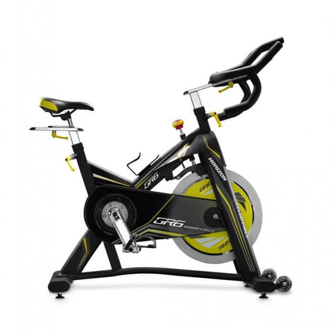 Image of HORIZON GR6 SPIN BIKE EXERCISE INDOOR SPINNING CYLE