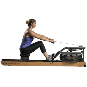 PURE DESIGN VR2 CARDIO ROWING MACHINE WATER ROWER USA MADE