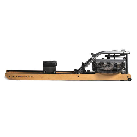 Image of PURE DESIGN VR2 CARDIO ROWING MACHINE WATER ROWER USA MADE