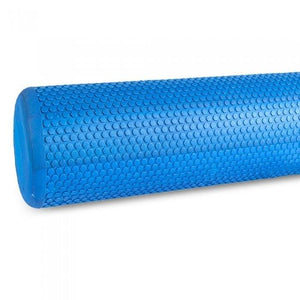 100x15cm EVA PHYSIO FOAM ROLLER | YOGA PILATES BACK GYM EXERCISE TRIGGER POINT