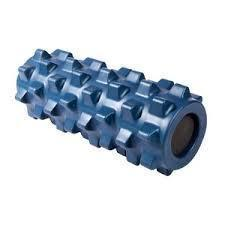 31 x 15CM GRID TRACTOR ROLLER PHYSIO YOGA PILATES BACK ITB GYM EXERCISES - sweatcentral