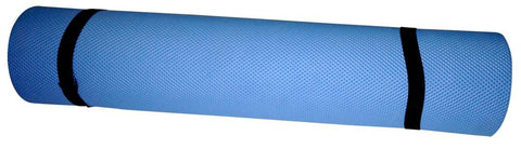 Image of 6MM THICK FOAM EVA YOGA PILATES GYM FITNESS EXERCISE MAT 61 X 173CM - sweatcentral