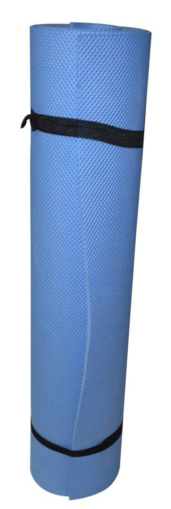 6MM THICK FOAM EVA YOGA PILATES GYM FITNESS EXERCISE MAT 61 X 173CM - sweatcentral