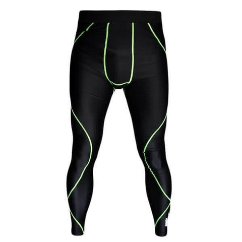 BASE LAYER UNISEX COMPRESSION PERFORMANCE TIGHTS SKINS PANTS SIZE SMALL - sweatcentral