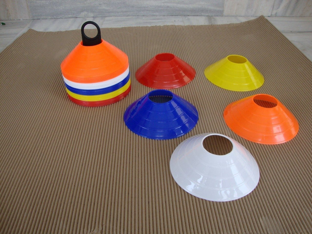 Accessories SOFT MARKER DOMES SET OF 60 | CONES WITCHES HATS sweat central