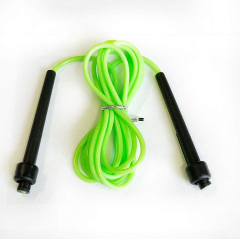 SPEED SKIPPING JUMP ROPE 3MTR - BOXING CARDIO MMA SPORT - sweatcentral
