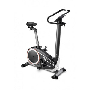 BODYWORX ABX450AT PROGRAMMABLE MAG UPRIGHT EXERCISE BIKE 8KG FLYWHEEL - sweatcentral