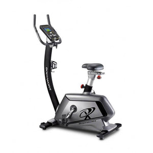 BODYWORX ABX600 CARDIO UPRIGHT EXERCISE BIKE PROGRAMMABLE 32 LEVELS 9KG FLYWHEEL - sweatcentral