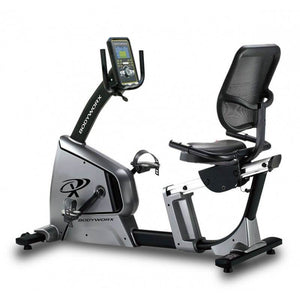 BODYWORX ARX700 CARDIO EXERCISE RECUMBENT BIKE 32 LEVELS 150KG WEIGHT RATING - sweatcentral