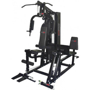 BODYWORX L8000LP 215LB HOME GYM WITH LEG PRESS - sweatcentral
