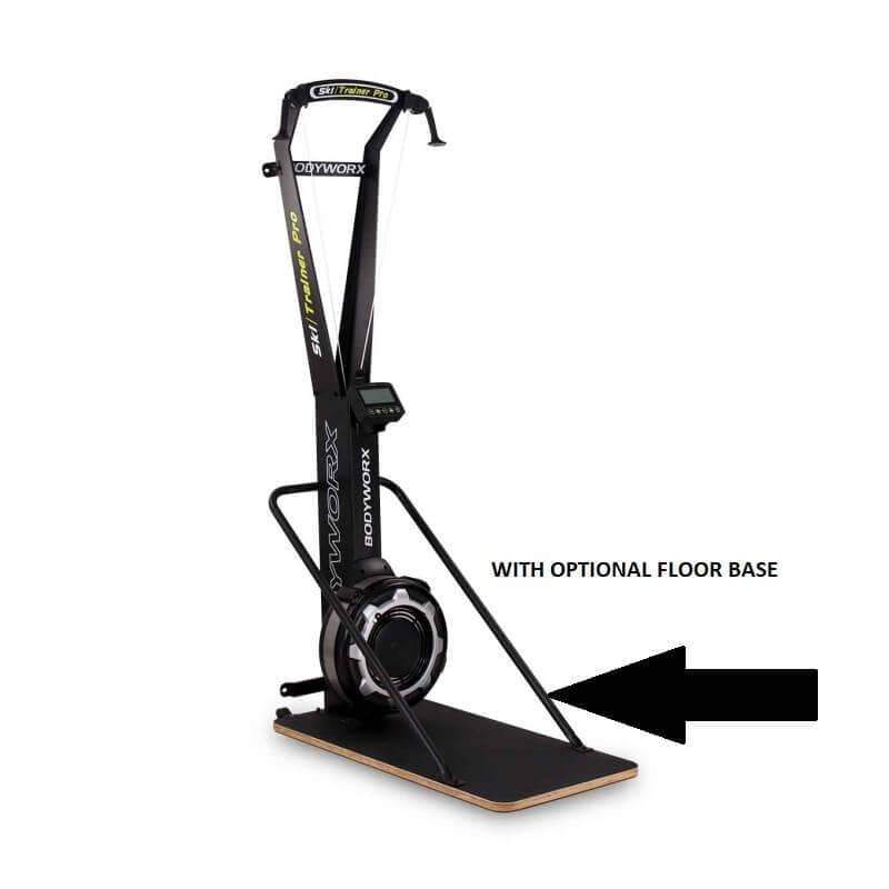 Bodyworx Ski Erg Ski Trainer Machine Pro Optional Floor Stand - sweatcentral