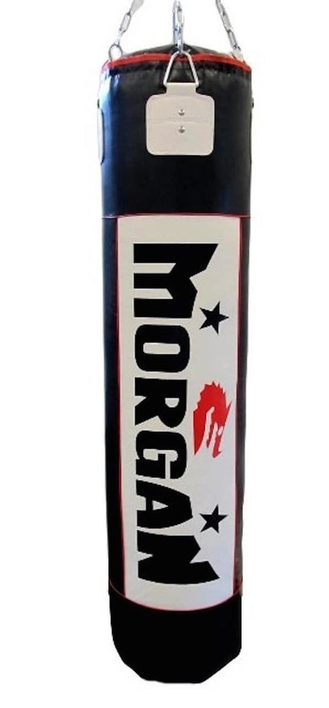 4FT FILLED  MORGAN BOXING PUNCHING BAG - sweatcentral