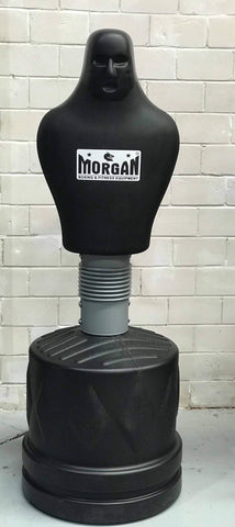 Image of BOB MAN PUNCHING BAG KICK BOXING MMA DUMMY MAN FREE STANDING - sweatcentral