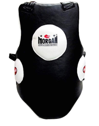 BOXING PROFESSIONAL ELITE UPPER AND LOWER BODY PROTECTOR | BELLY PAD | CHEST GUARD - sweatcentral