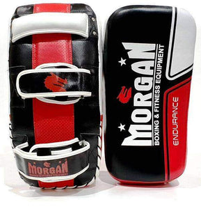 Gel Injected Target Thai Pads Kickboxing Set