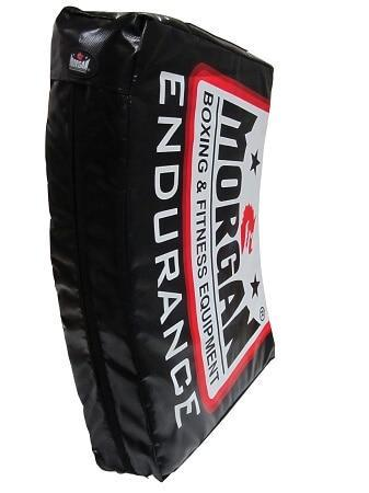 MMA KICK BOXING ENDURANCE PRO-XL CURVED PUNCH KICK SHIELD HIT & STRIKE PAD - sweatcentral