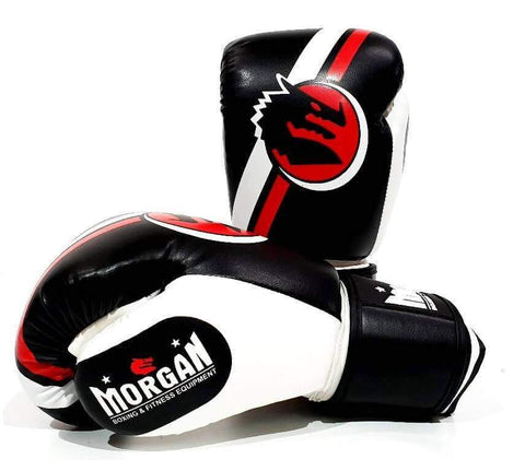 MORGAN CLASSIC BOXING PUNCH GLOVES ADULTS - sweatcentral