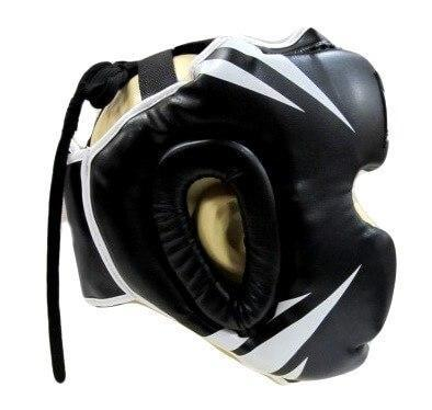 Image of MORGAN ENDURANCE FULL FACE HEAD GUARD HEAD GEAR PROTECTIVE GEAR - sweatcentral
