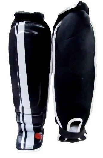 MORGAN PROFESSIONAL KICK BOXING MMA SHIN GUARDS SHINGUARD INSTEP LEG PADS - sweatcentral