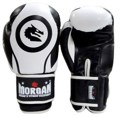Image of MORGAN V2 ZULU WARRIOR SPARRING GLOVES BOXING PUNCH GLOVES ADULTS - sweatcentral