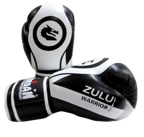 MORGAN V2 ZULU WARRIOR SPARRING GLOVES BOXING PUNCH GLOVES ADULTS - sweatcentral