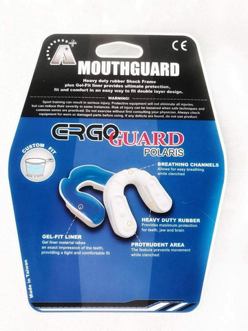 MOUTH GUARD GEL FIT - A+ PROTECTION MOUTHGUARD - sweatcentral