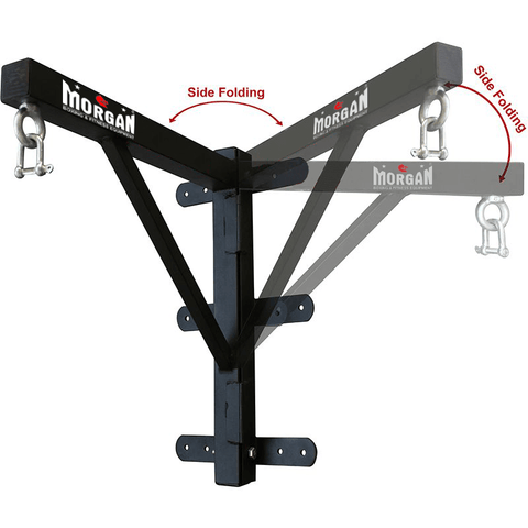 Image of STRONG WALL MOUNT BRACKET PUNCHING BAG | BOXING STAND PUNCH FREE STANDING - sweatcentral