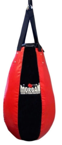 Image of Boxing & MMA TEAR DROP KICK BOXING MMA PUNCHING BOXING BAG - MUAY THAI sweat central