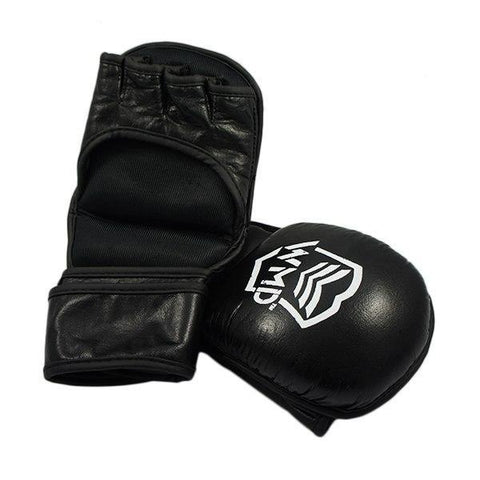 WMD HYBRID BOXING GLOVES OPEN PALM TRAINING GLOVES UFC MMA KICK GRAPPLING BJJ - sweatcentral
