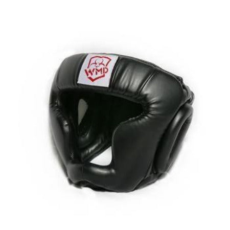 WMD PRO BOXING MMA HEAD GEAR HEAD GUARD PROTECTIVE GUARD KICKBOXING - sweatcentral