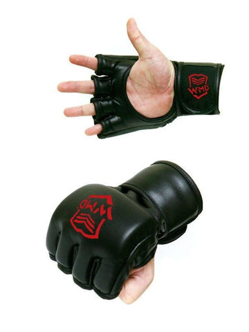 Image of Boxing & MMA WMD TRAINERS GRAPPLING MMA KICK BOXING UFC GLOVES BJJ sweat central