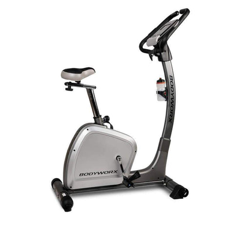 BODYWORX A915 STEP THROUGH UPRIGHT EXERCISE CARDIO BIKE - sweatcentral