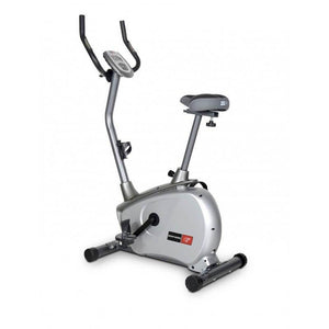 BODYWORX AC270AT UPRIGHT EXERCISE CARDIO BIKE PROGRAMMABLE 5KG FLYWHEEL - sweatcentral