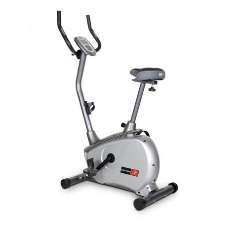 Image of BODYWORX AC270AT UPRIGHT EXERCISE CARDIO BIKE PROGRAMMABLE 5KG FLYWHEEL - sweatcentral