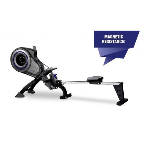 BODYWORX KR6000 MAGNETIC FOLDABLE ROWING MACHINE CARDIO EXERCISE ROWER - sweatcentral