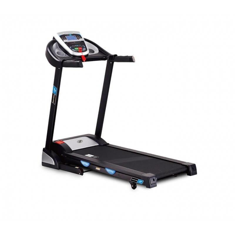 BODYWORX SPORT 1.75CHP 1750 GYM TREADMILL RUNNING MACHINE WALKER JOGGING - sweatcentral