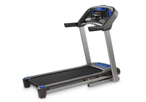 Image of HORIZON T101 EXERCISE GYM CARDIO TREADMILL 2.5CHP JOGGING RUNNING WALKING MACHINE - sweatcentral