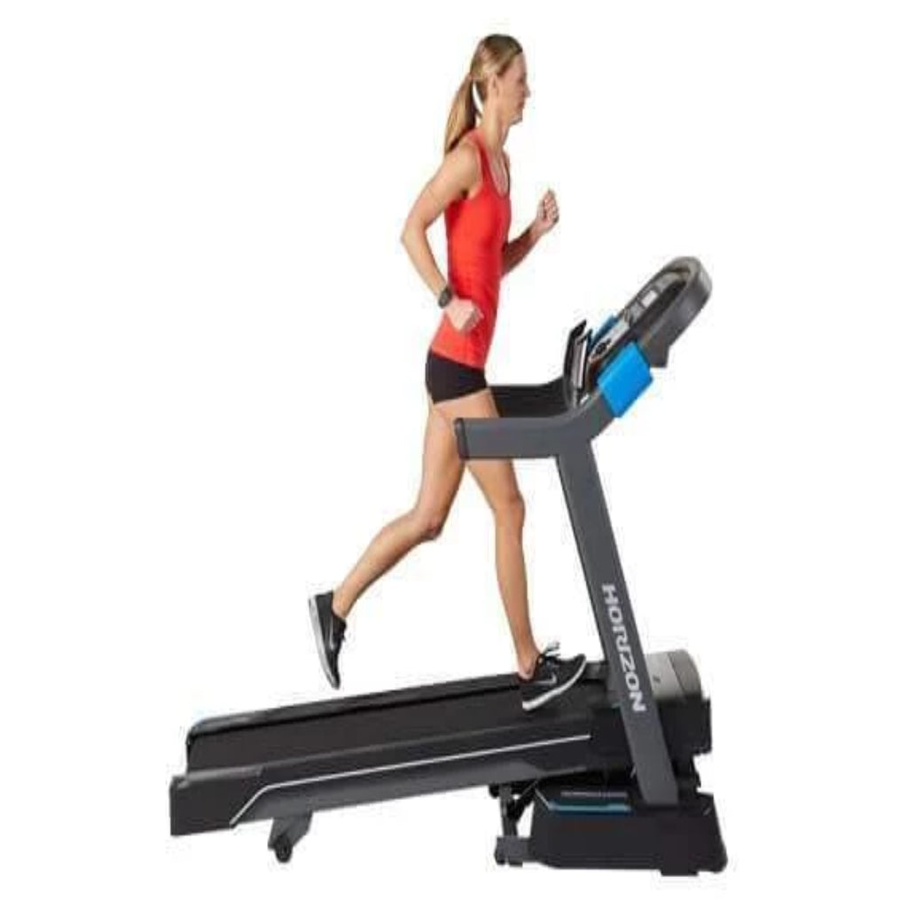 HORIZON 7.0 AT TREADMILL 3.0 CHP WALKING JOGGING RUNNING CARDIO - sweatcentral