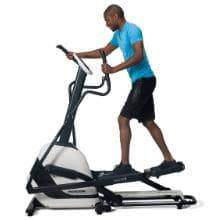 Image of HORIZON ANDES 3 ELLIPTICAL CROSS TRAINER CARDIO MACHINE - sweatcentral