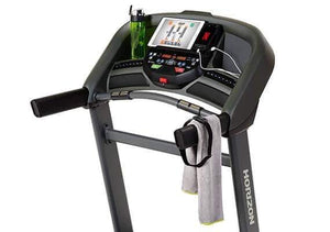 HORIZON T202 EXERCISE TREADMILL 2.75CHP GYM CARDIO MACHINE