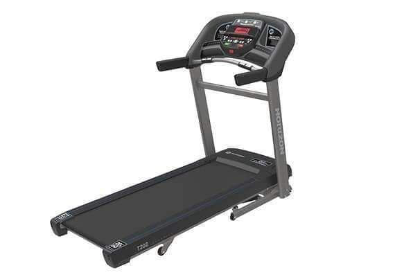 HORIZON T202 EXERCISE TREADMILL 2.75CHP GYM CARDIO MACHINE - sweatcentral