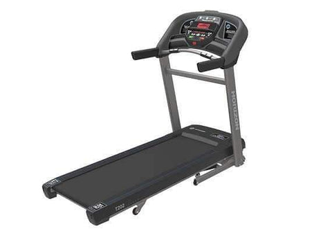 Image of HORIZON T202 EXERCISE TREADMILL 2.75CHP GYM CARDIO MACHINE - sweatcentral