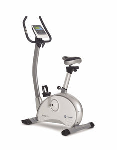 HORIZON PAROS PRO EXERCISE UPRIGHT BIKE 16 LEVELS 7KG FLYWHEEL - sweatcentral