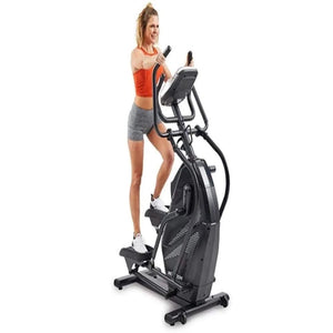HORIZON PEAK TRAINER STEPPER ELLIPTICAL CROSS TRAINING EXERCISE GYM MACHINE - sweatcentral
