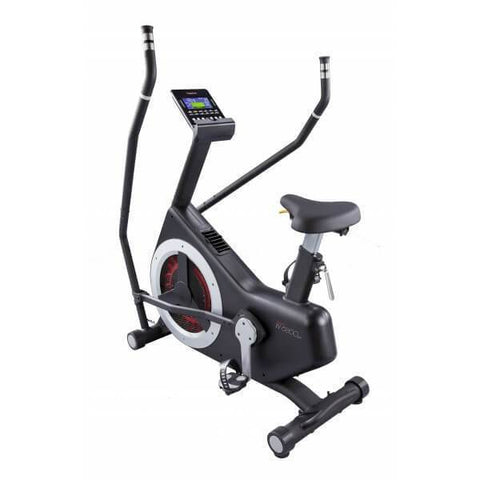 IMPETUS IV6800AM UPRIGHT DUAL ACTION EXERCISE CARDIO BIKE - sweatcentral