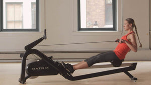 MATRIX ROWER COMMERCIAL ROWING MACHINE NEW MODEL - sweatcentral