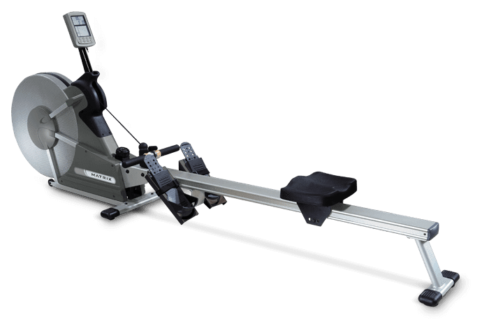 MATRIX ROWING MACHINE COMMERCIAL ROWER GYM CARDIO - sweatcentral